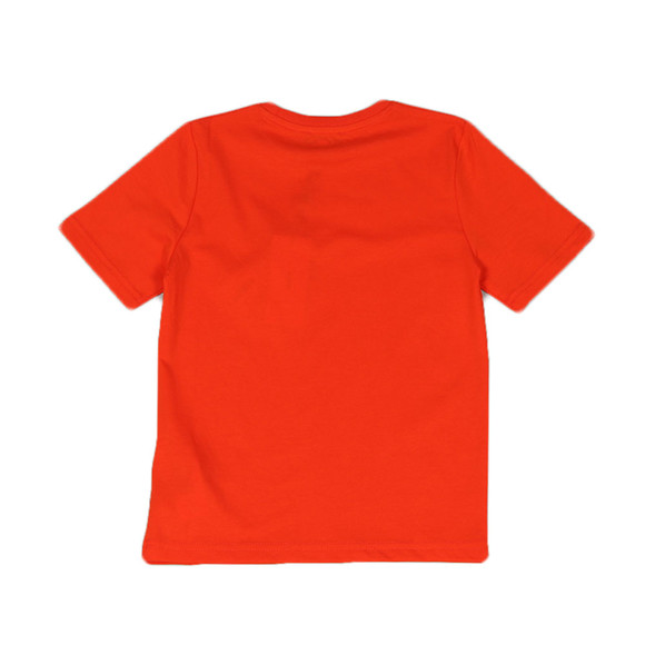 BOSS Bodywear Boys Orange Boys J25B87 Logo T Shirt main image