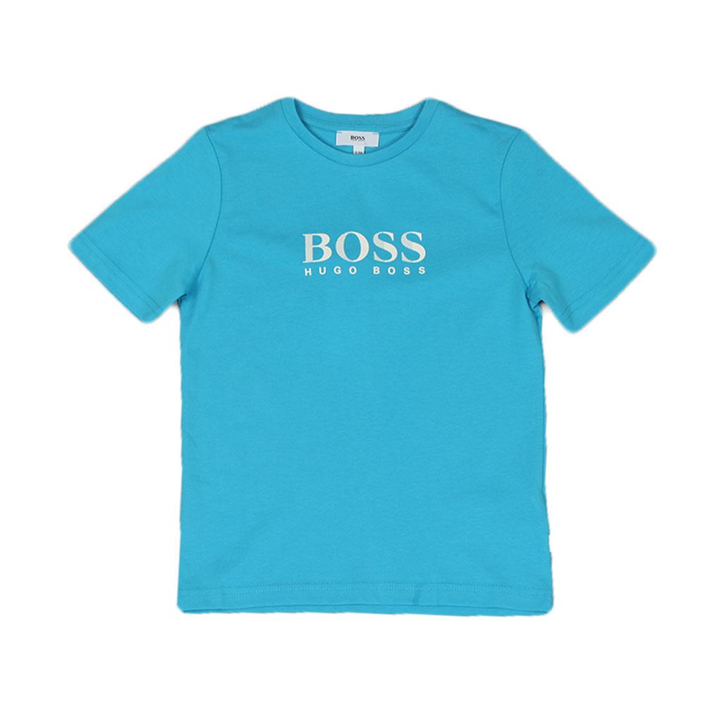 Boys J25B87 Logo T Shirt main image