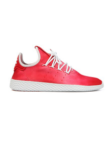 Adidas Originals Mens Red Pharrell Williams Tennis HU Trainer