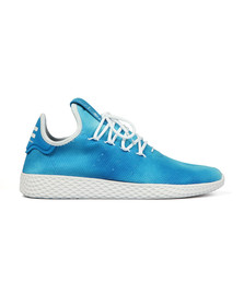 Adidas Originals Mens Blue Pharrell Williams Tennis HU Trainer
