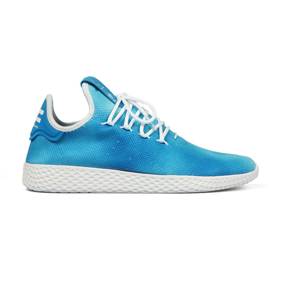 adidas Originals Mens Blue Pharrell Williams Tennis HU Trainer main image