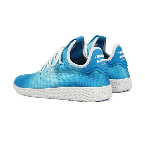 Adidas Originals Mens Blue PW Tennis HU Trainer main image