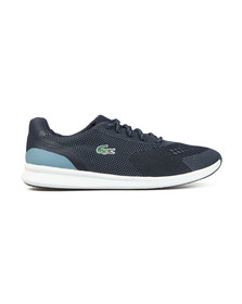 Lacoste Mens Blue Front Runner
