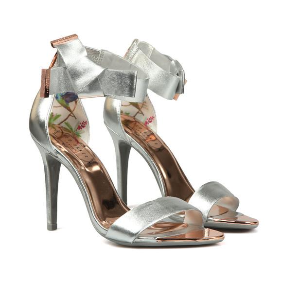 Ted Baker Womens Silver Saphrun Heel main image