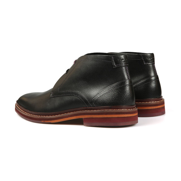 Ted Baker Mens Black Azzlan Leather Boots main image