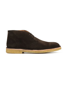 Barker Mens Brown Monty Desert Boot