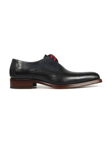Jeffery West Mens Blue Dexter Barb Shoe