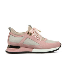 Mallet Womens Pink Diver Trainer