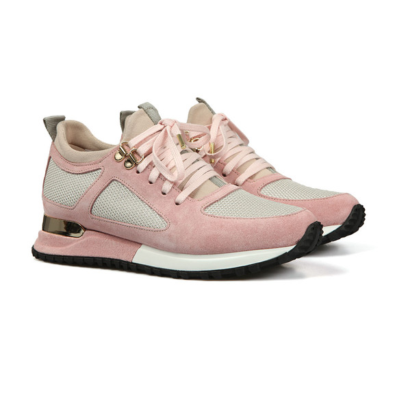 Mallet. Womens Pink Diver Trainer main image