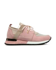 Mallet. Womens Pink Elast Trainer
