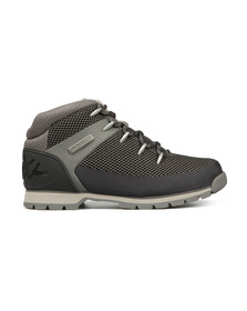 Timberland Mens Grey Euro Sprint Fabric Forged Iron