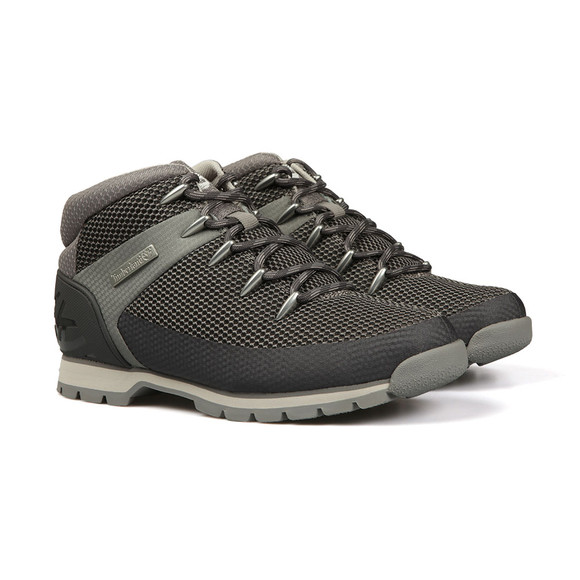 Timberland Mens Grey Euro Sprint Fabric Forged Iron main image