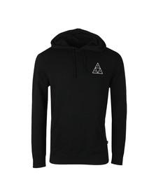 HUF Mens Black Triple Triangle Pullover Hoody