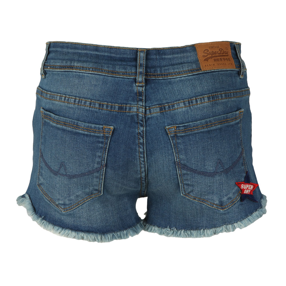 Denim Hot Short main image