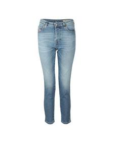 Diesel Womens Blue Babhila Jean
