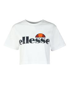 Ellesse Womens White Alberta T Shirt