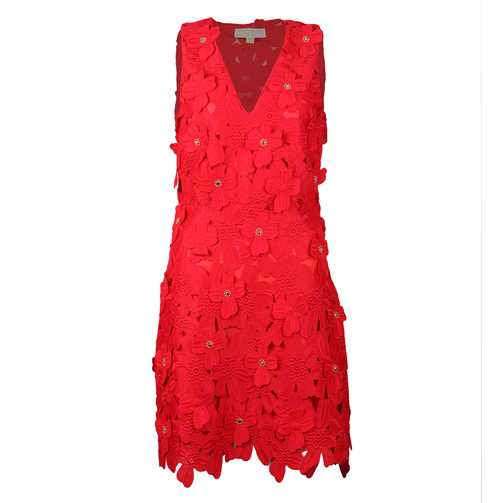 Floral Lace Dress main image
