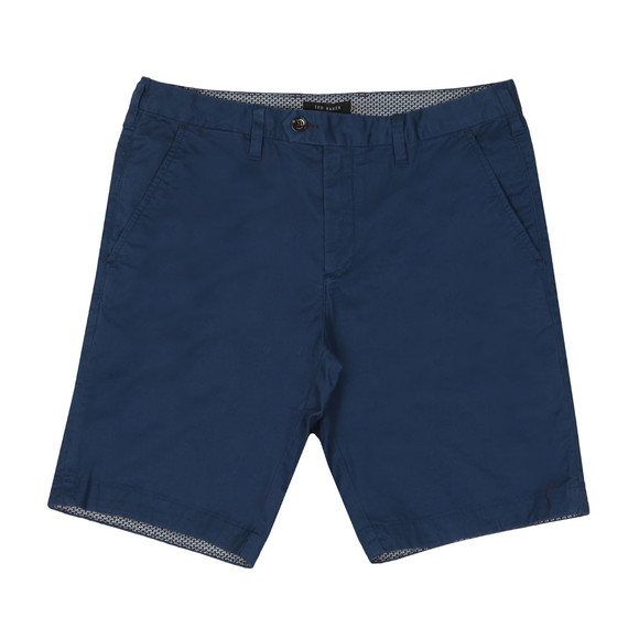 Ted Baker Mens Blue Chino Short main image