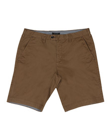 Ted Baker Mens Brown Chino Short
