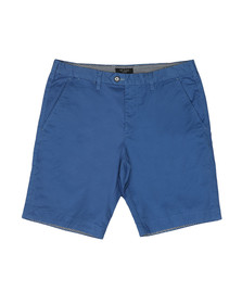 Ted Baker Mens Blue Chino Short