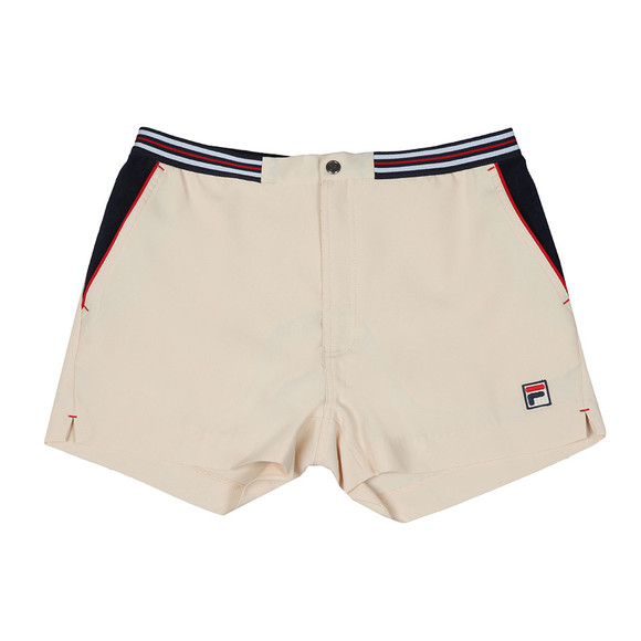 Fila Mens Off-white High Tide Short main image