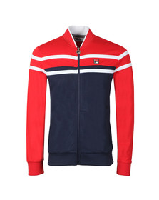 Fila Mens Red Naso Track Top
