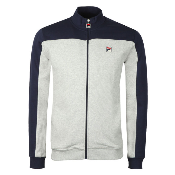 Fila Mens Blue Mivvi Track Jacket