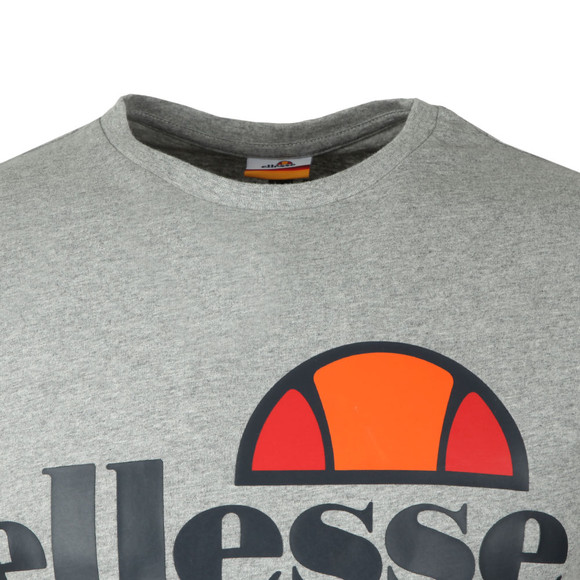 Ellesse Mens Grey Prado T Shirt main image