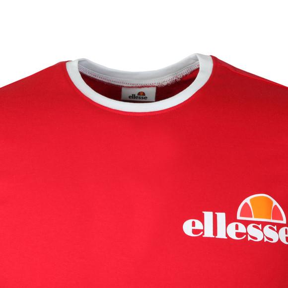 Ellesse Mens Red Arigento T-Shirt main image