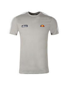 Ellesse Mens Grey Crotone T-Shirt