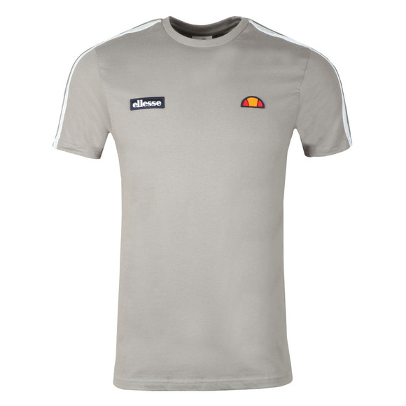 Ellesse Mens Grey Crotone T-Shirt main image