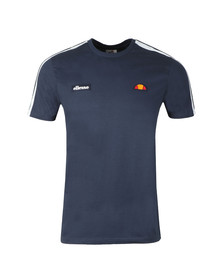 Ellesse Mens Blue Crotone T-Shirt