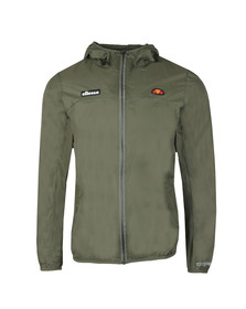 Ellesse Mens Green Sortoni Full Zip Jacket