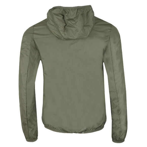 Ellesse Mens Green Sortoni Full Zip Jacket main image