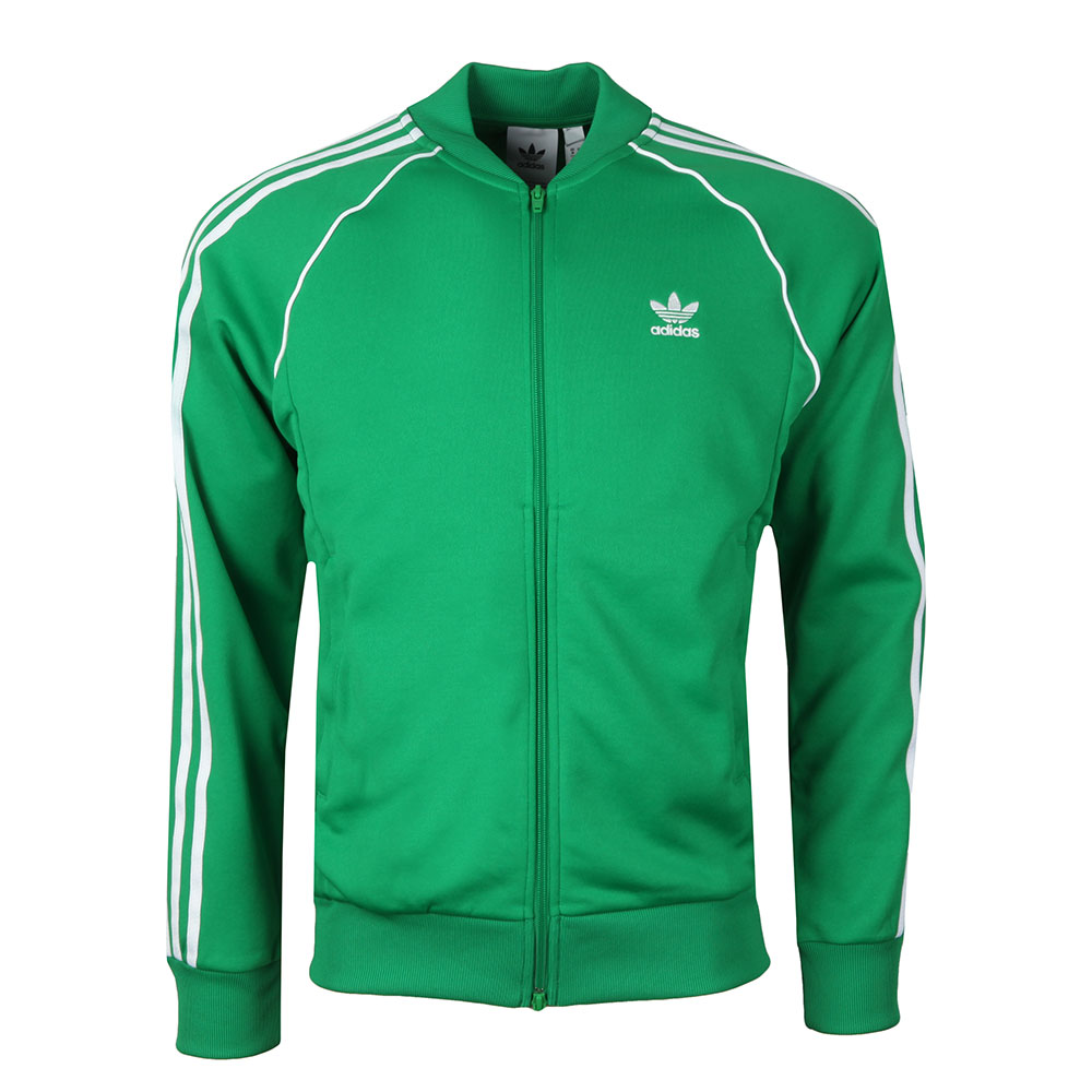 buy online a89e0 0f5f8 Mens Green SST Track Top