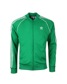 Adidas Originals Mens Green SST Track Top