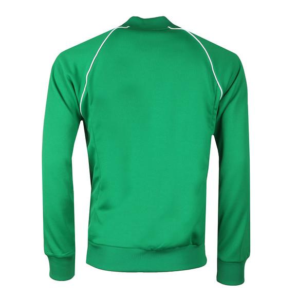 Adidas Originals Mens Green SST Track Top main image