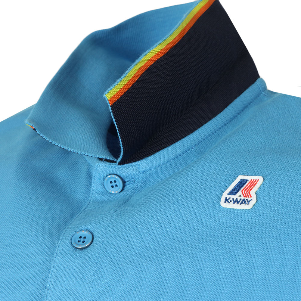 Vincent Contrast Polo Shirt main image