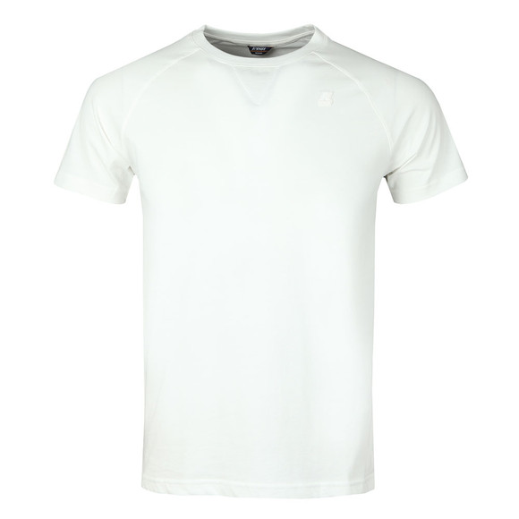 K-Way Mens Beige Edwing T Shirt main image