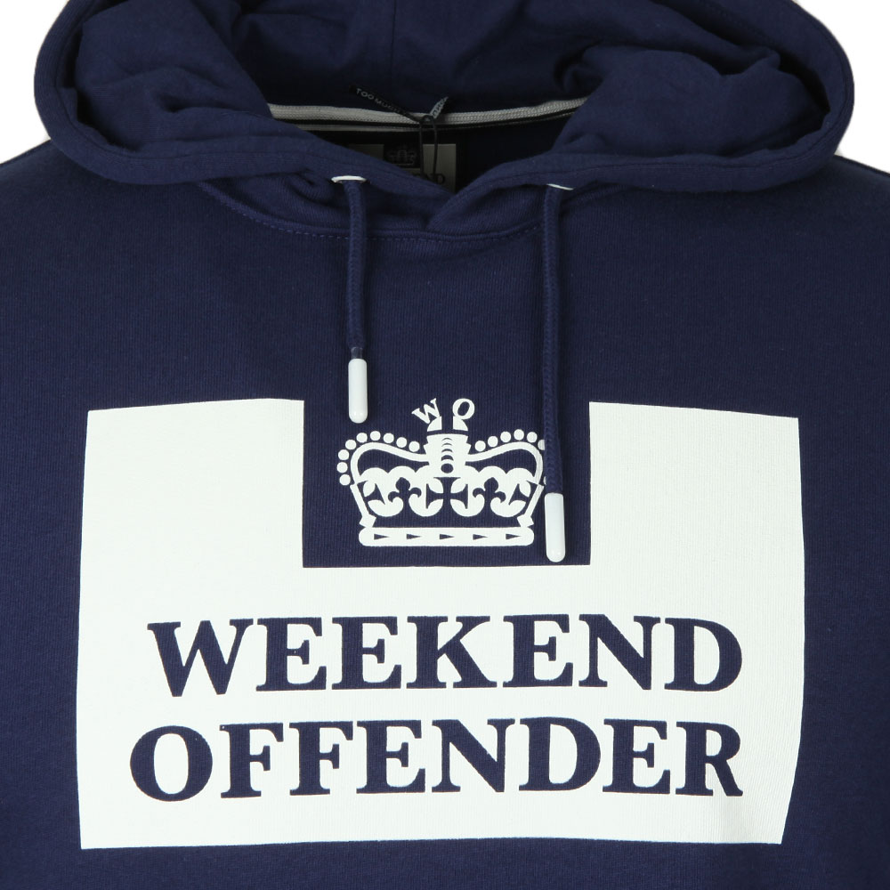 Weekend Offender HM Service Hoody main image