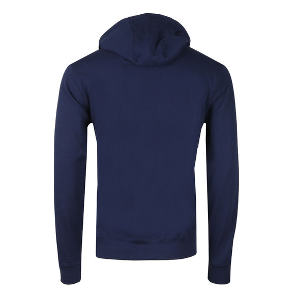 Weekend Offender Mens Blue Weekend Offender HM Service Hoody main image