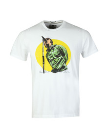 Weekend Offender Mens White Liam T Shirt