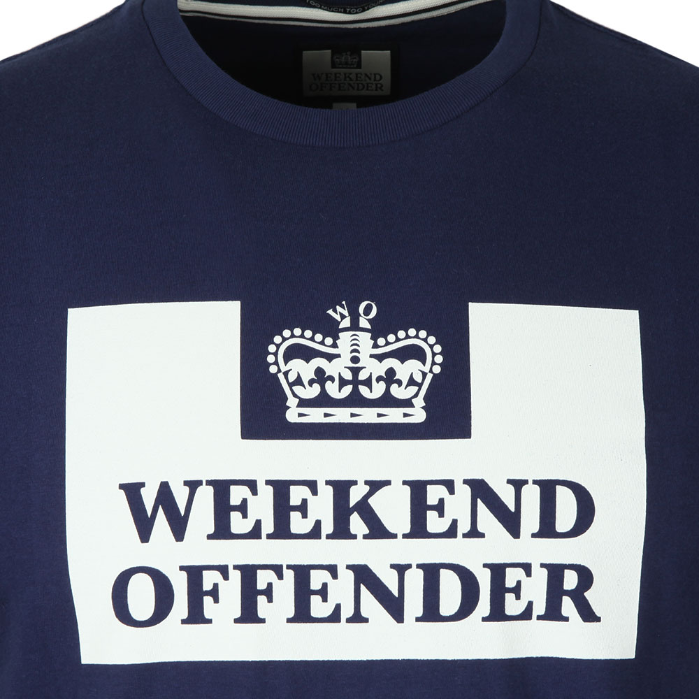 Weekend Offender Prison T-Shirt main image