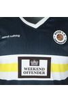 Weekend Offender Mens Blue Weekend FC T Shirt