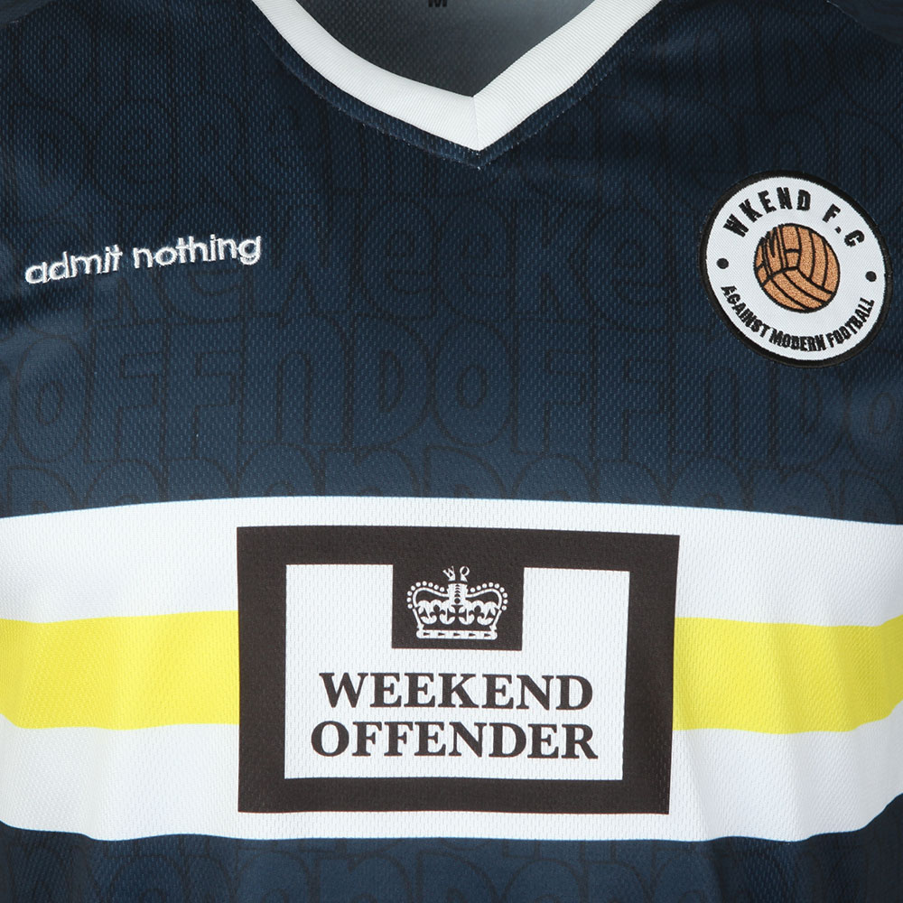 Weekend FC T Shirt main image