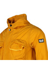 Weekend Offender Mens Gold Heller Jacket