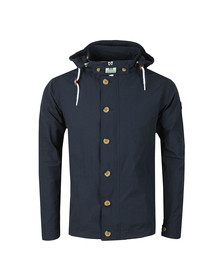 Weekend Offender Mens Blue Burgess Jacket