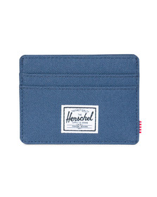Herschel Mens Blue Charlie Card Holder