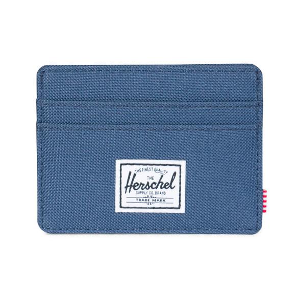 Herschel Mens Blue Charlie Card Holder main image