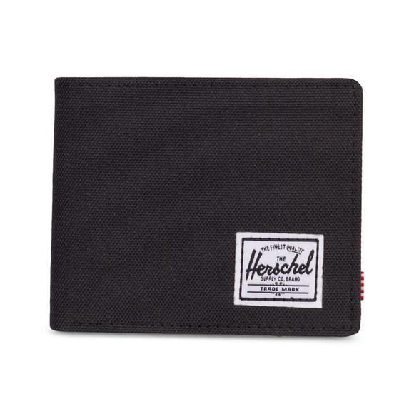 Herschel Mens Black Roy Coin Wallet main image